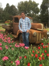 A waterwise garden designed by garden guru  Trevor Cochrane is planned for the Perth Royal Show this year.