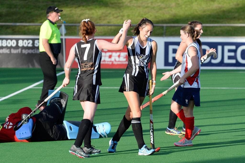 Fremantle Hockey Club women ready for season's pointy end