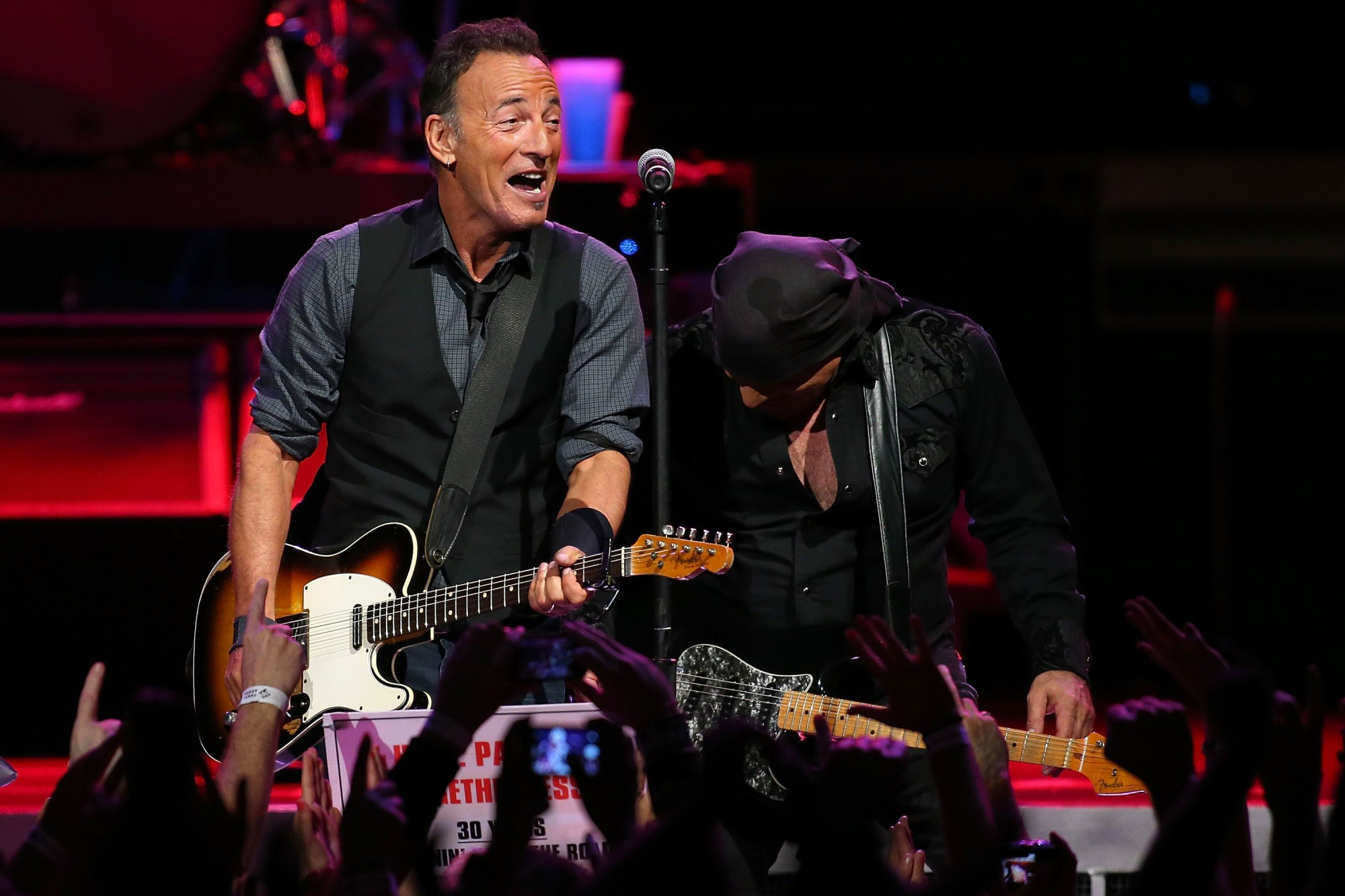 The Boss is back: Springsteen to visit Perth again in January