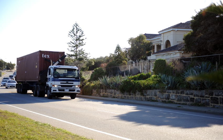 Mosman Park and Cottesloe: fears bordering land rezoning could create development headache