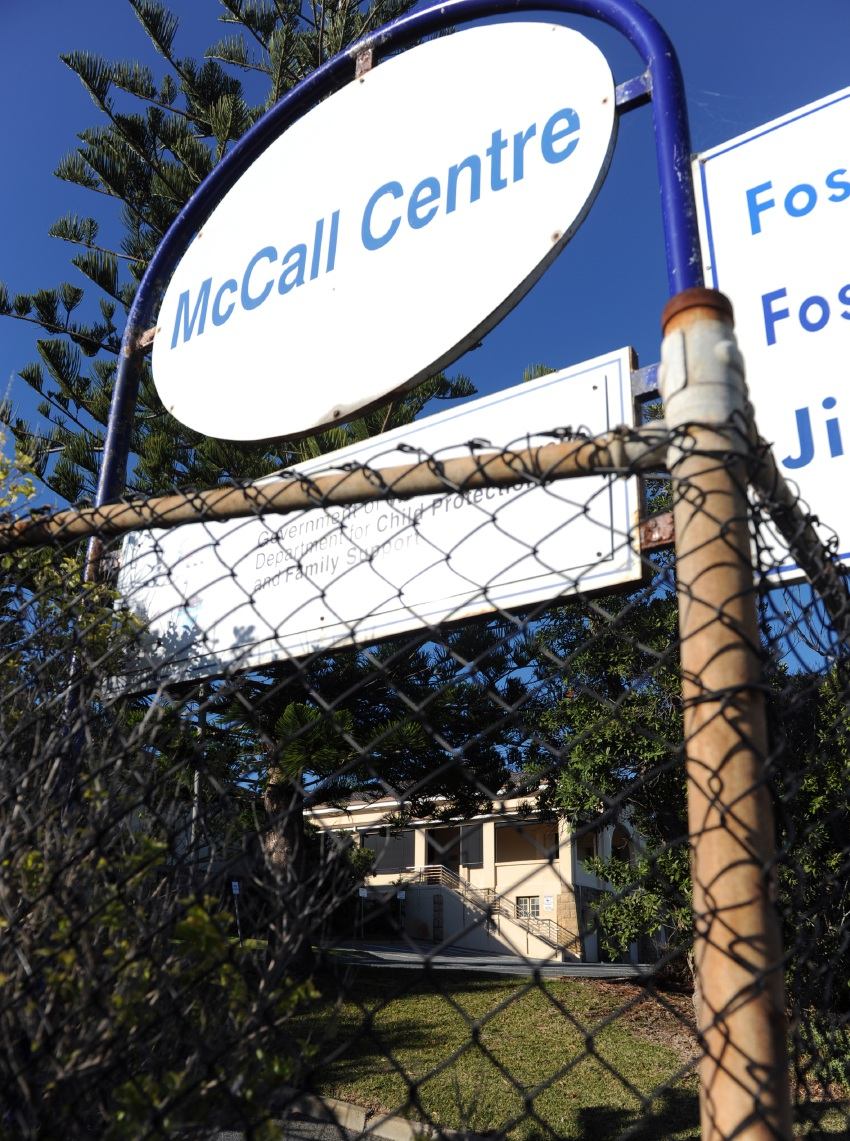 The Department of Lands wants lots around Curtin Avenue's McCall Centre rezoned for asset sales. Picture: Jon Bassett.