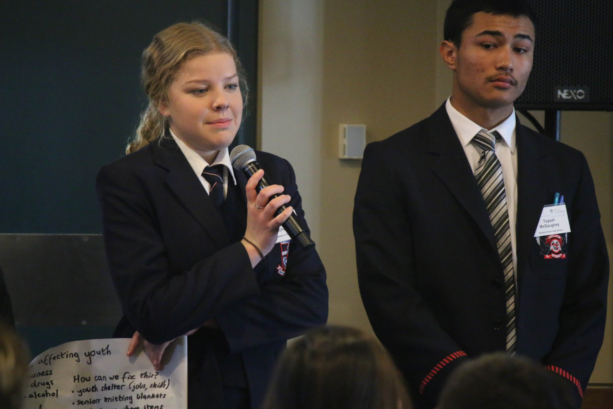 Local students benefit from City of Joondalup local government presentation at annual midday meeting