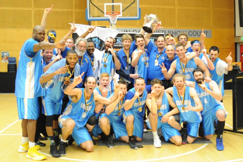 The Cockburn Cougars are 2016 SBL Championships