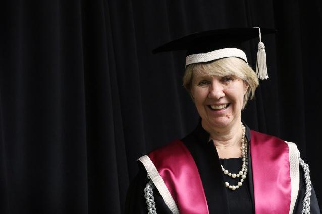 Murdoch University Vice Chancellor Eeva Leinonen