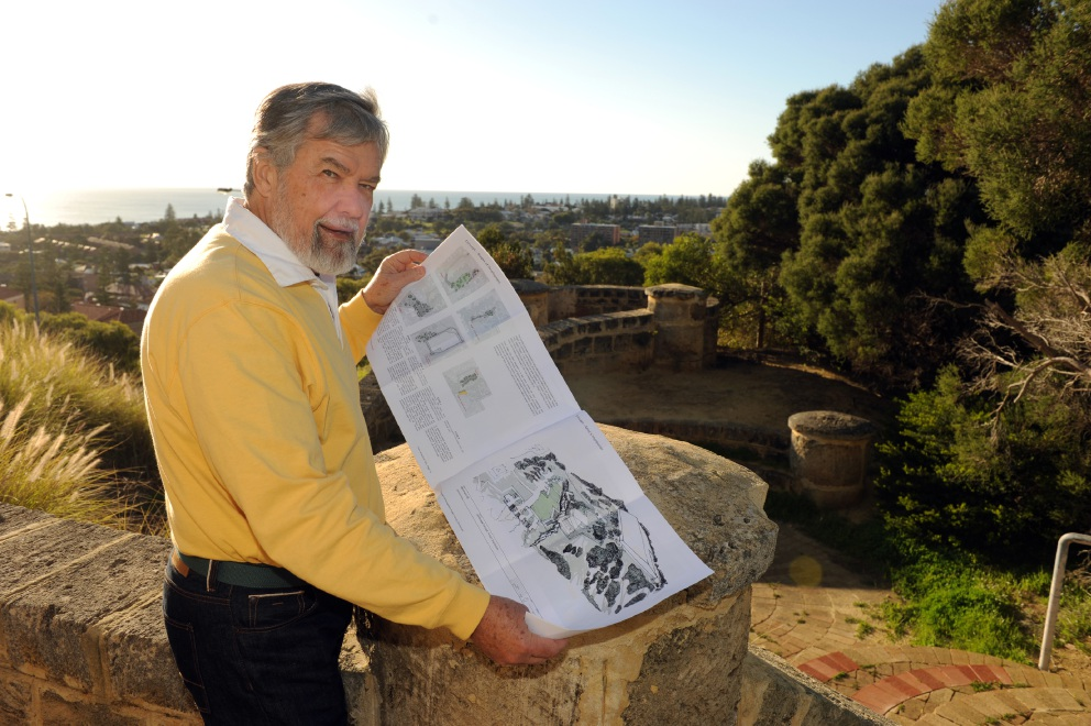 Monument Hill to be revitalised as an exercise hot spot