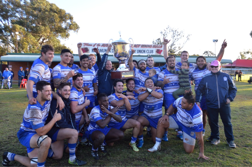 Palmyra won the RugbyWA Cup for the first time with a 45-14 victory over Kalamunda at the weekend.