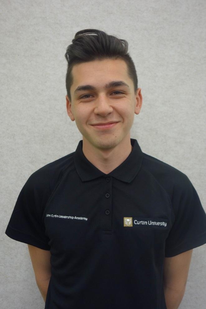 Jandakot resident Harrison Corfield is part of a team supporting Melanoma WA.