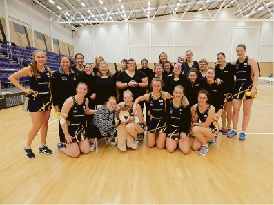 Marie Little Shield offers No Limits for selected netballers