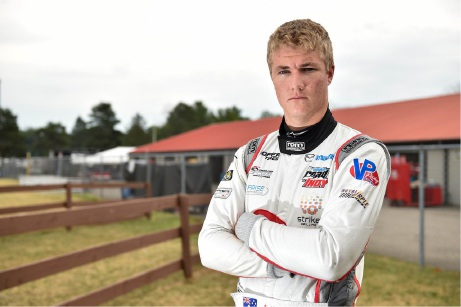 Perth driver on brink of USF2000 GP title