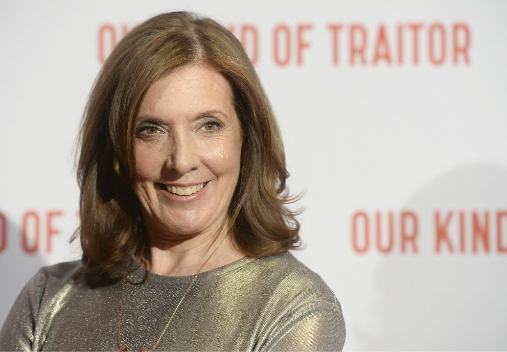 Our Kind Of Traitor director Susanna White. Picture: Getty Images.