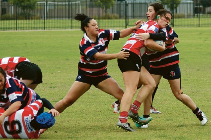 Rugby Union: Arks men and women get close but fall short in wet conditions