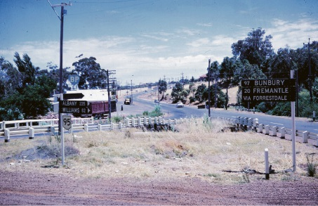 Local history: a look back at changing Albany Highway and Jull Street intersection