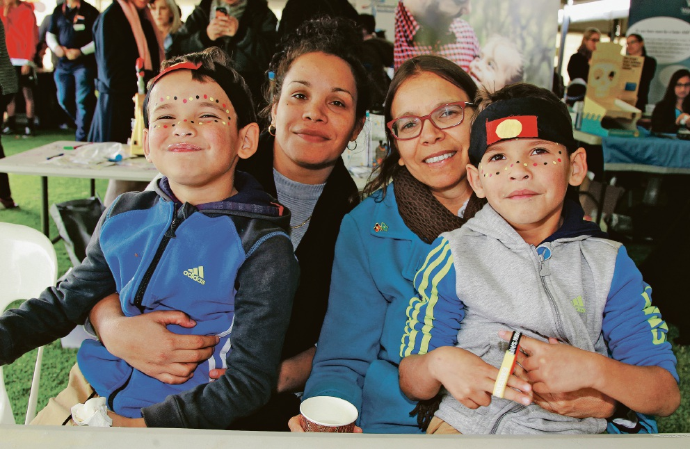 Armadale community turns out to celebrate Naidoc Week