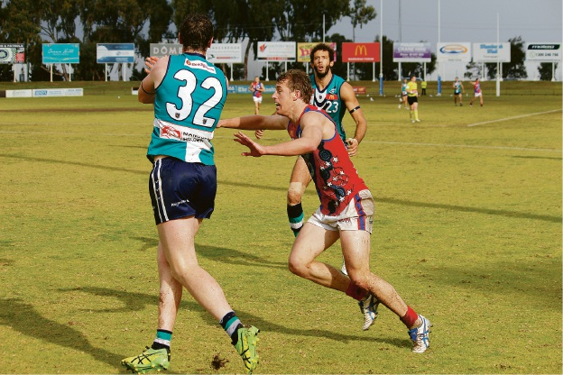 Peel Thunder drop out of top five after thumping from Falcons