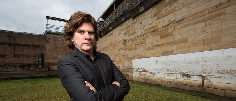 Tex Perkins to play at Fremantle Prison this Saturday