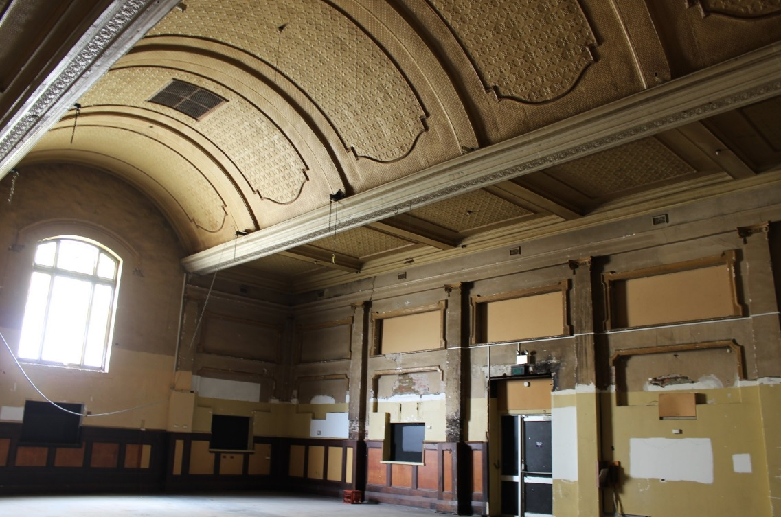 Rechabites Hall to be 'jewel in crown' of revitalised William St