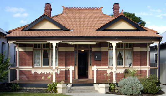 Anzac Cottage.