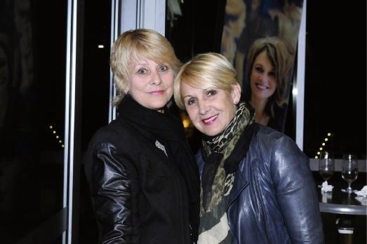 Lesley Walton and Colleen Davies.