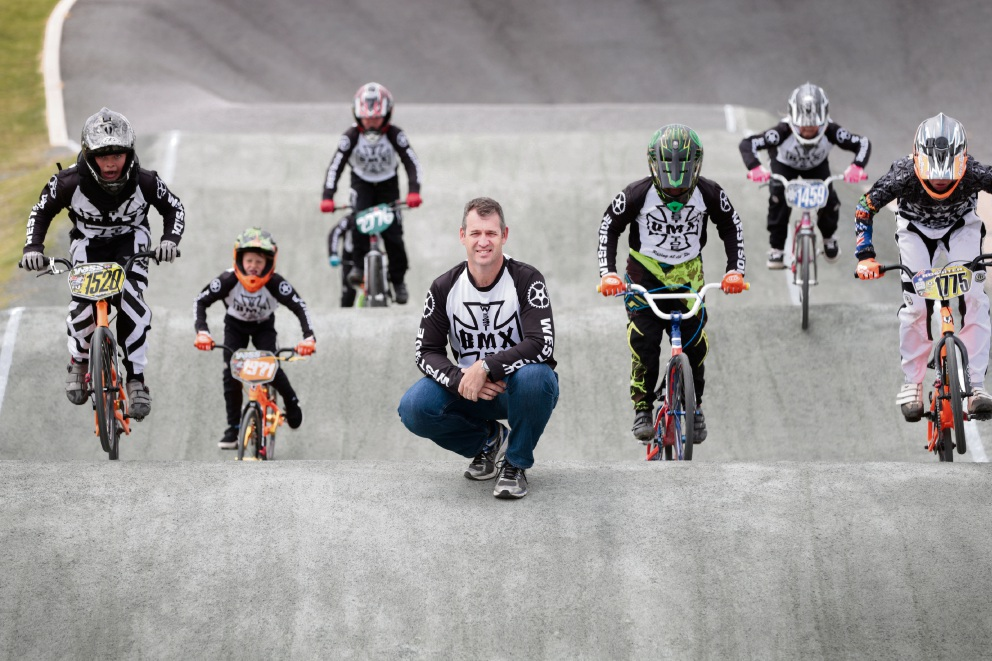 BMX: thousands turn up at Westside BMX Club for WA State Super Series final round