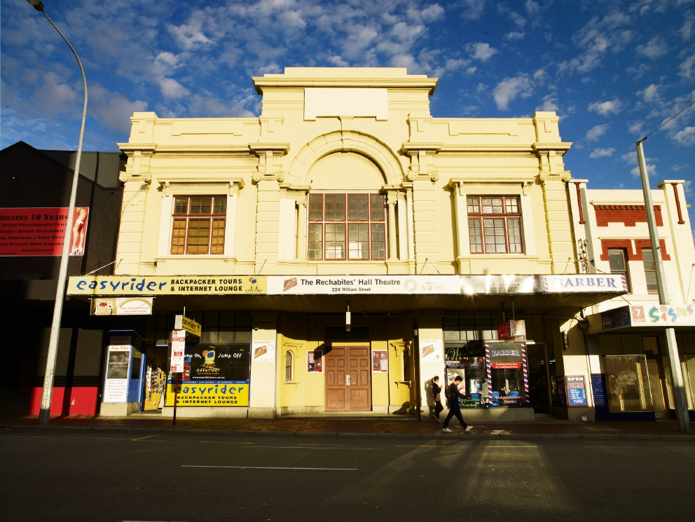 The Rechabites Hall will be the 'jewel in the crown' of William Street, says the MRA.