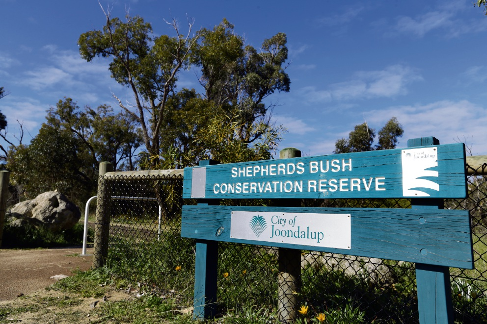 Kingsley: Shepherds Bush Reserve plan adopted by City of Joondalup