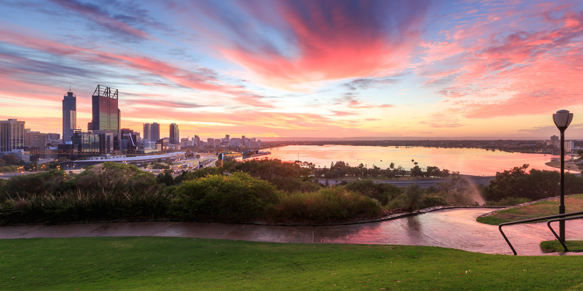 Top 10 places to snap in Perth
