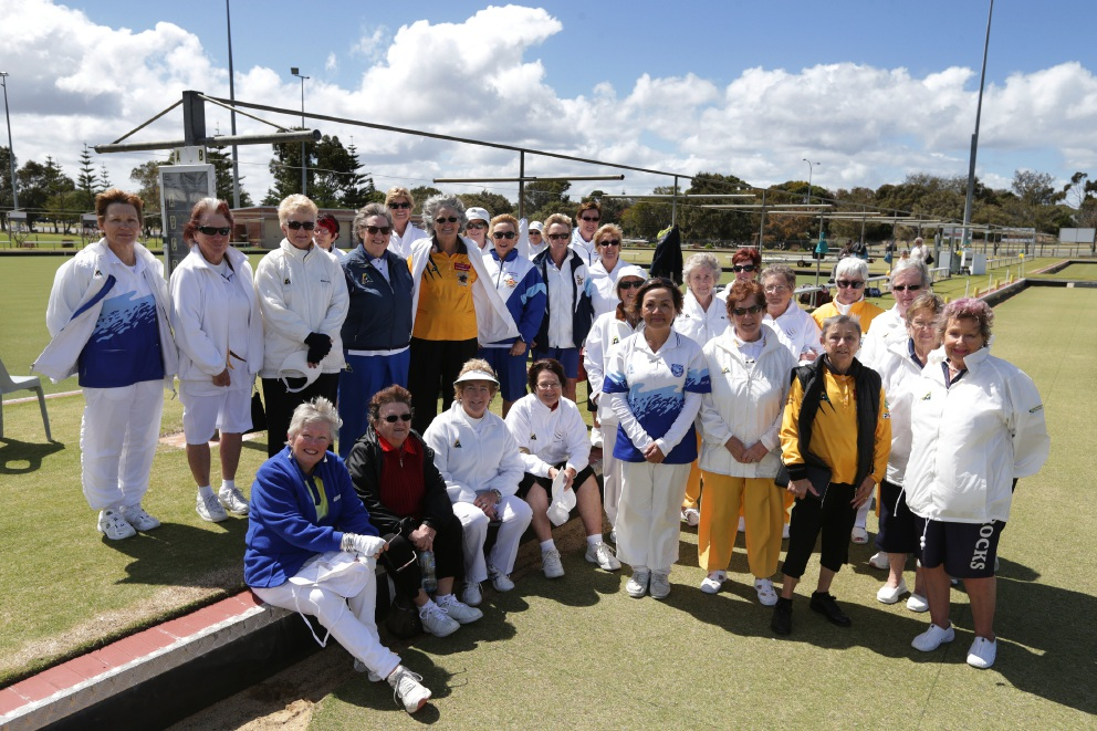 Bowlers took part in the 2016 Queen of Scroungers. Picture: Martin Kennealey d459654
