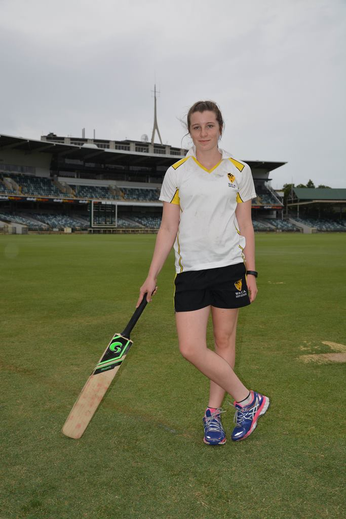 Cricket: four South Perth players named in WA under-13 squard for Female Under-18 National Champs
