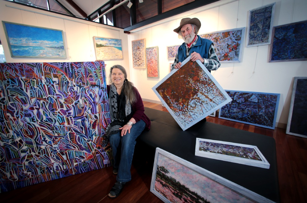 ZigZag Gallery to host mother nature as artist exhibition