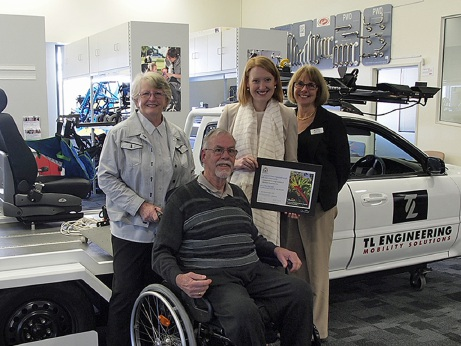 Nedlands Independent Living Centre receives $2.4 million grant