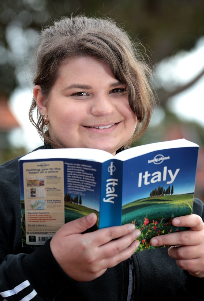 Arrivederci: Swan View Senior High student gets dream exchange to Italy