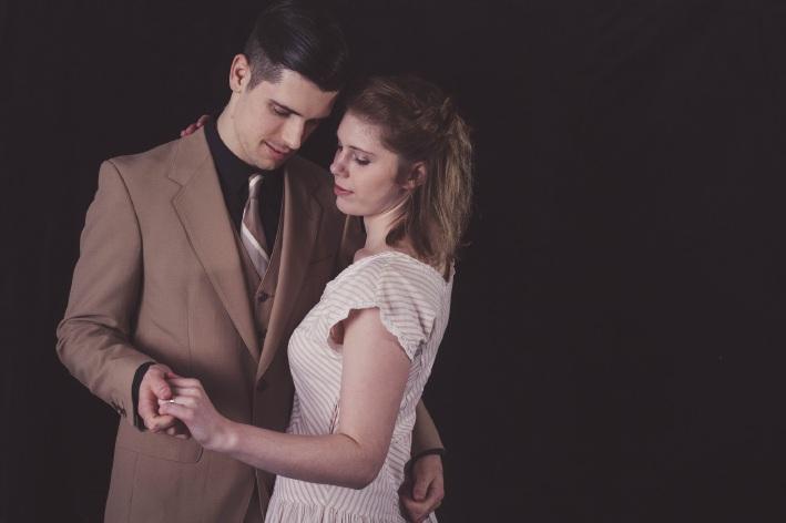 Jay Peardon and Leah Milburn-Clark.