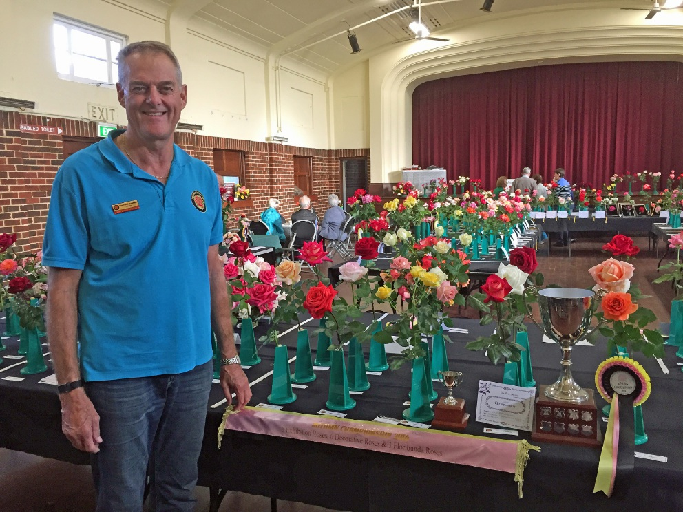 2016 Spring Rose Show set to hit Sorrento next weekend
