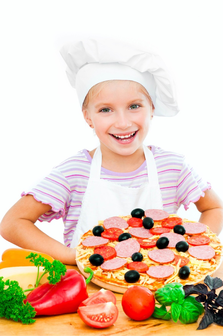 Tabitha Bird loves the cooking classes at High Wycombe Community and Recreation Centre. Supplied