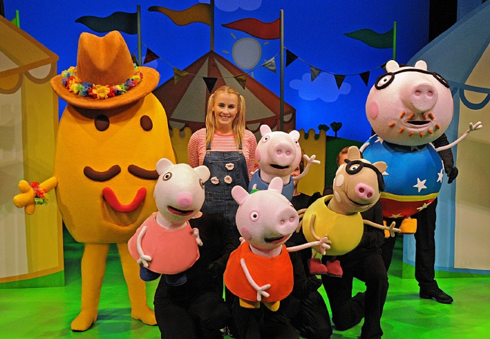 Peppa Pig Live! Big Splash.