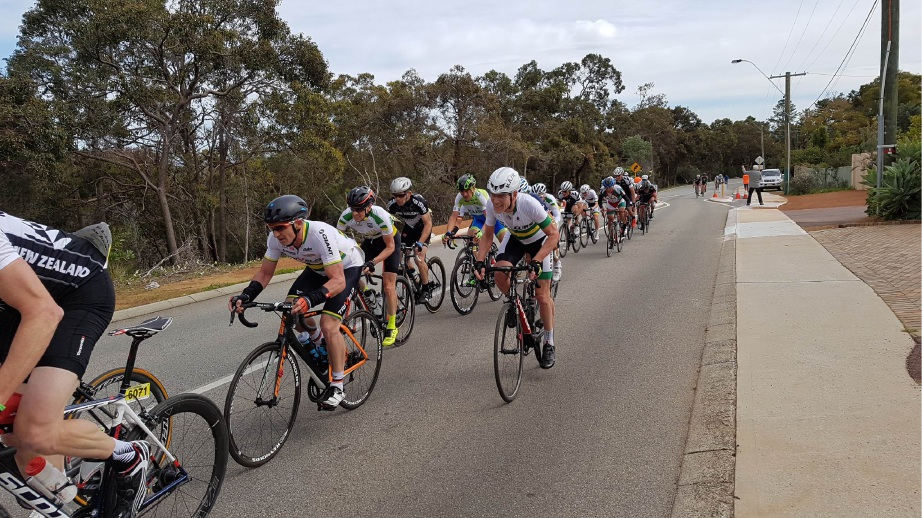 Gran Fondo Perth: former national champ Paul Miller takes out event