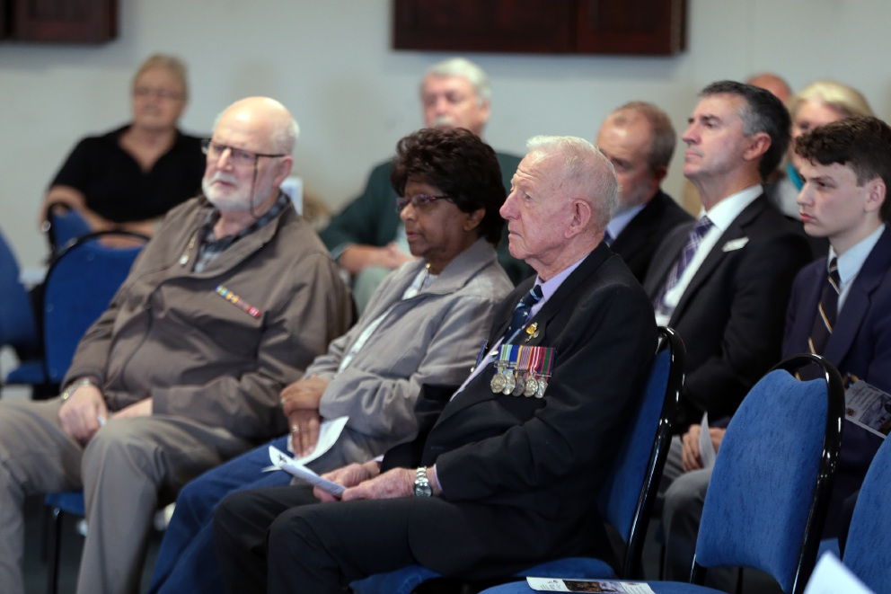 Wanneroo councillor recalls war at Battle of Long Tan 50th anniversary commemoration