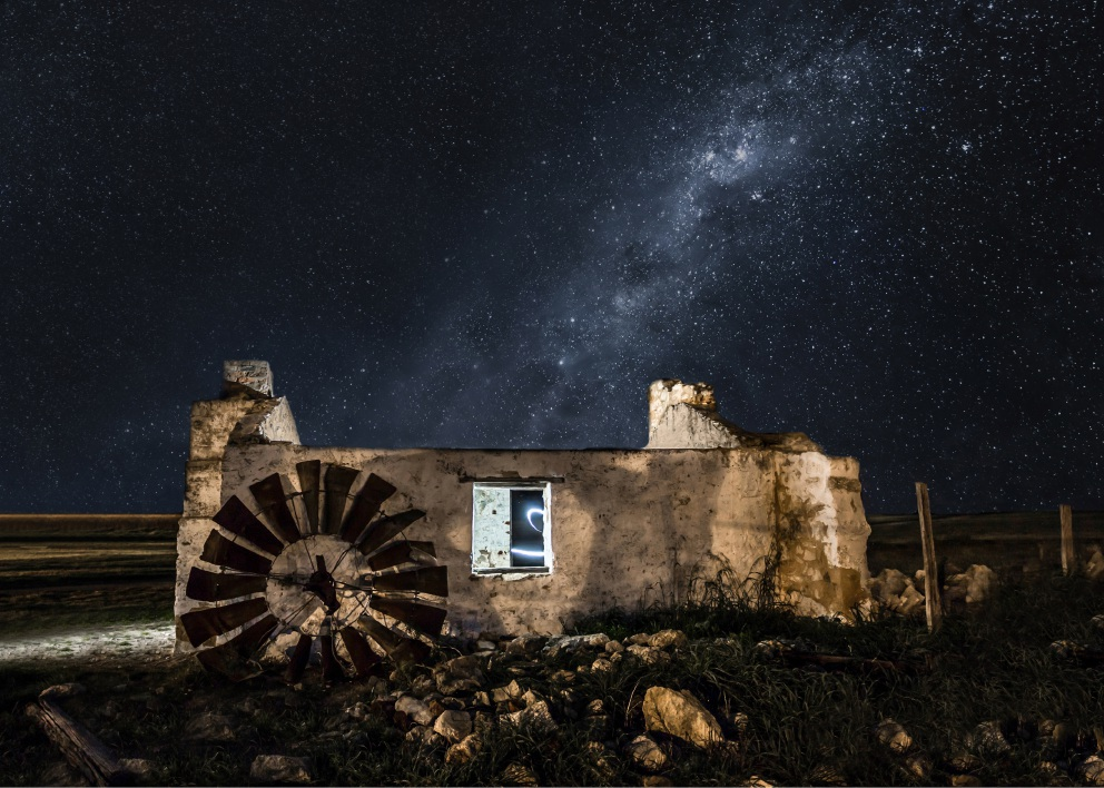 Perry's Cottage by Luke Wardle Photography.