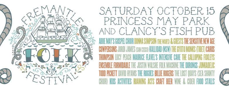 Fremantle Folk Festival set for Saturday