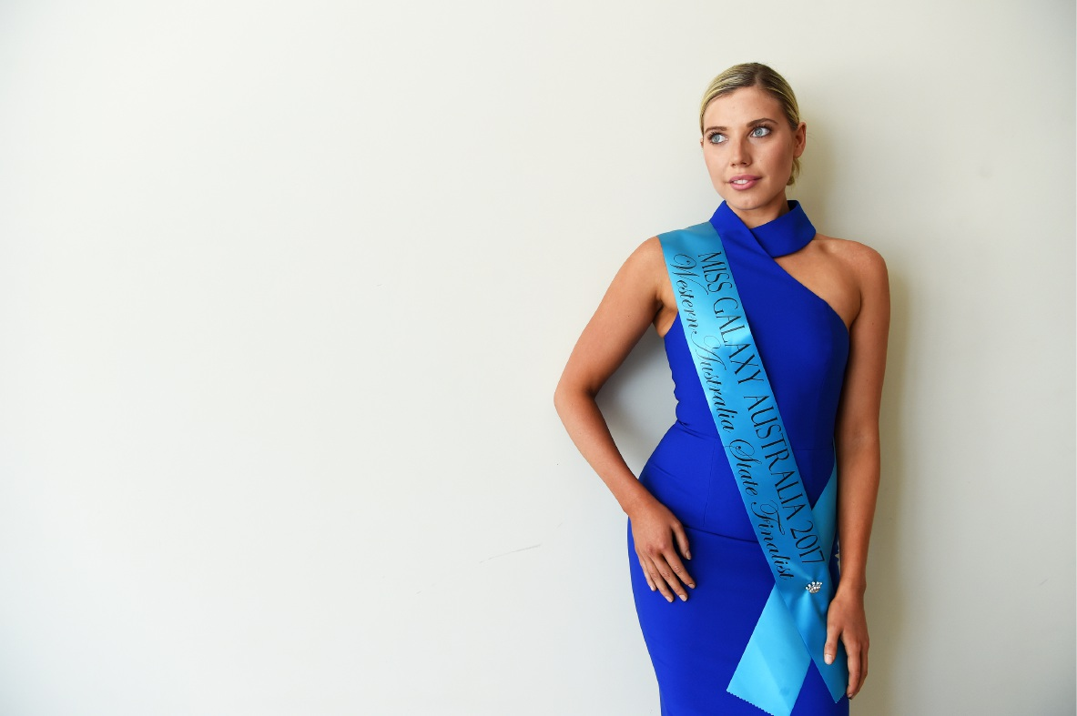 Beauty pageant gives Burswood resident a mental health boost