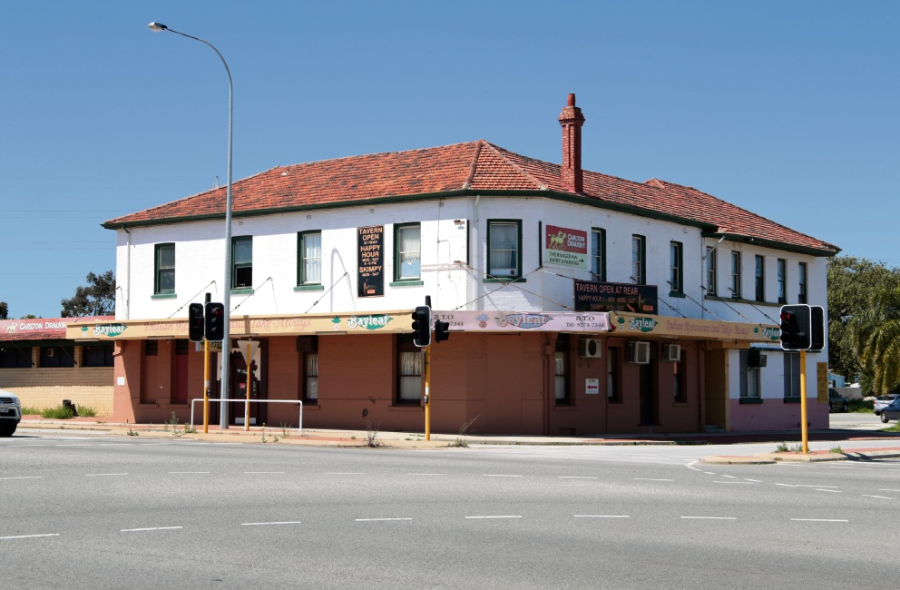 The Darling Range Hotel in Bellevue.  Picture: David Baylis