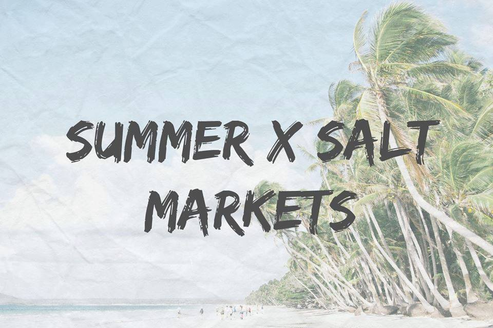 Summer x Salt Markets return for another season in Scarborough