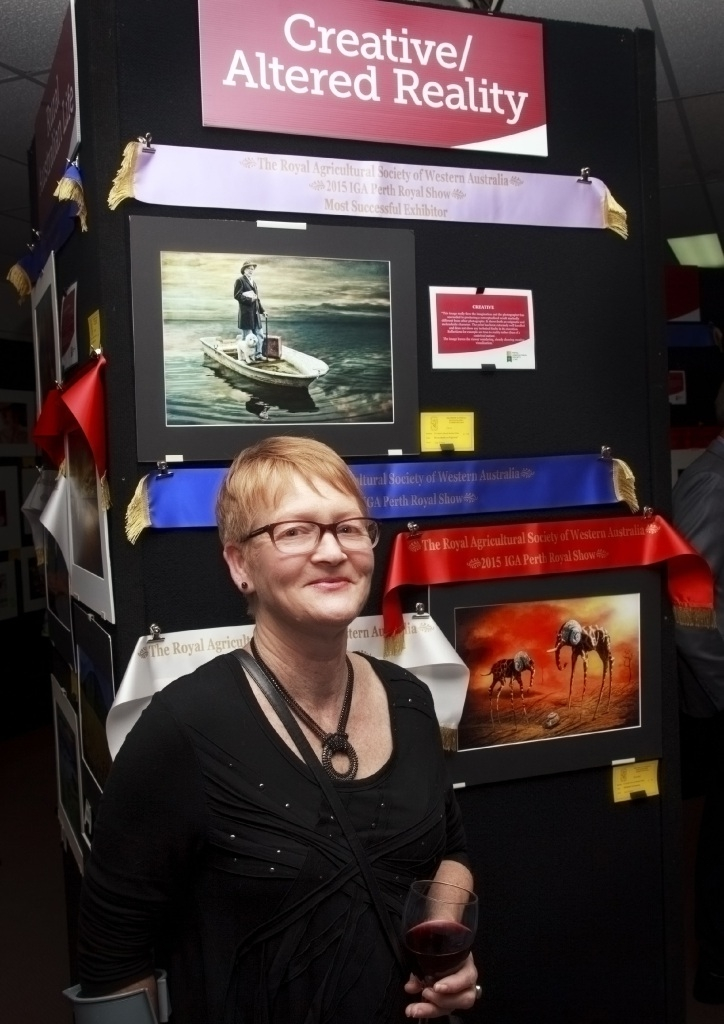 Photographer snaps awards in triplicate at Perth Royal Show