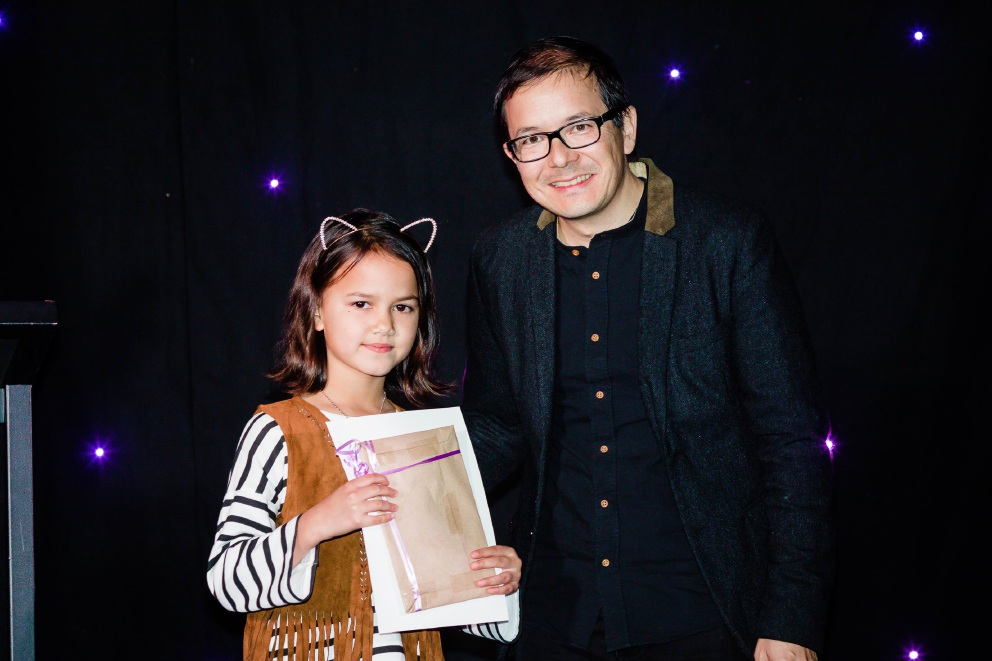 Kensington Primary School student takes out Shaun Tan Award For Young Artists