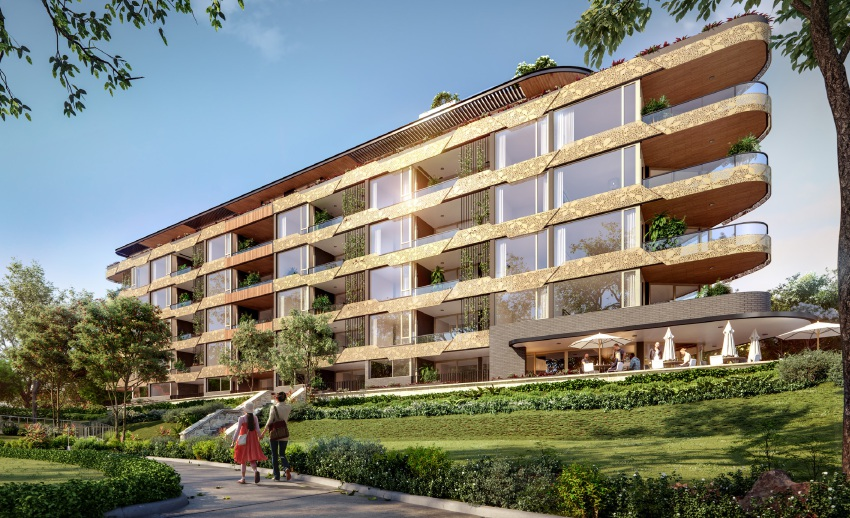 Pre-sales booming for Subiaco's Botanica development