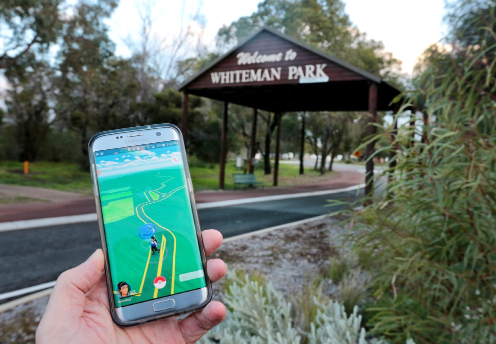 A Pokemon Go Hunt has been organised to take place in Whiteman Park.
