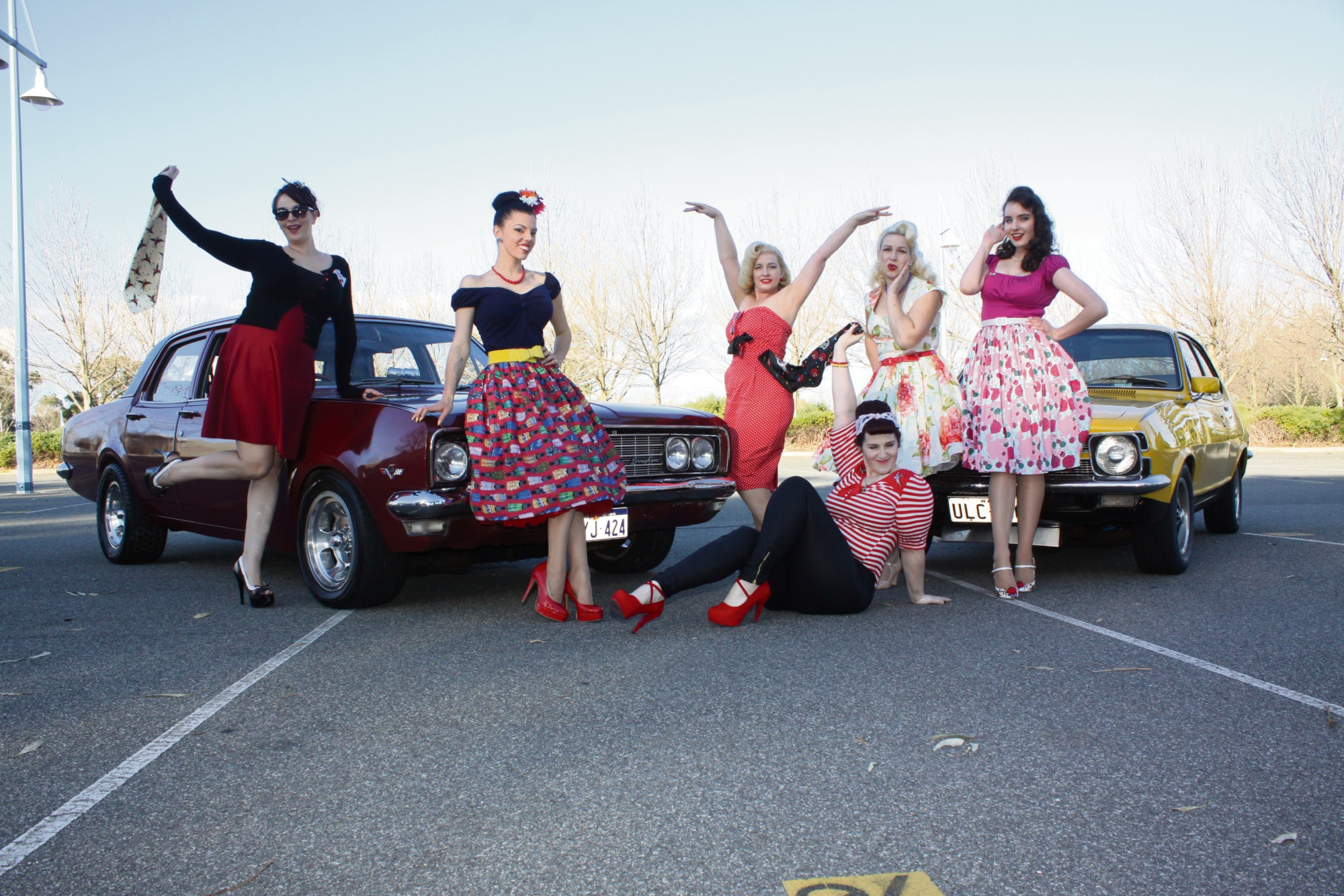Pinup culture being embraced by modern women