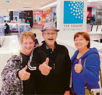 New seniors walking group set to stroll round The Square in Mirrabooka