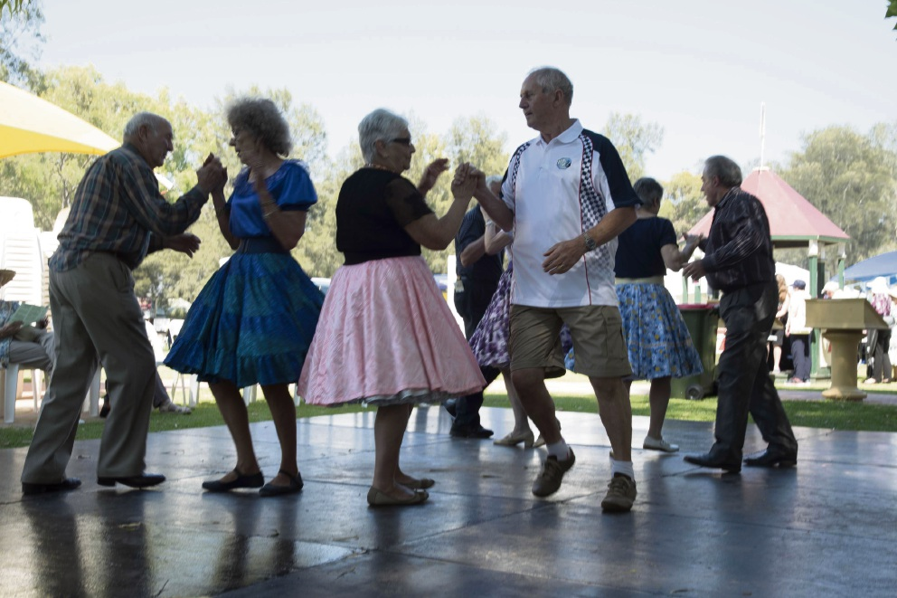 Burswood Park Have a Go Day: seniors encouraged to get involved