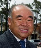 Moore MP Ian Goodenough.